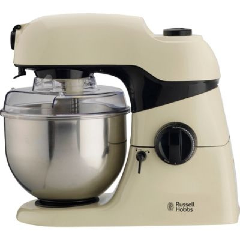 Russell Hobbs 18557 Cream Stand Mixer Preslec