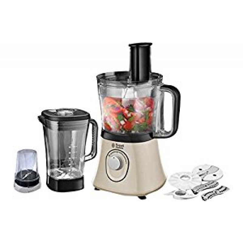 Food Processor With Dough Tool