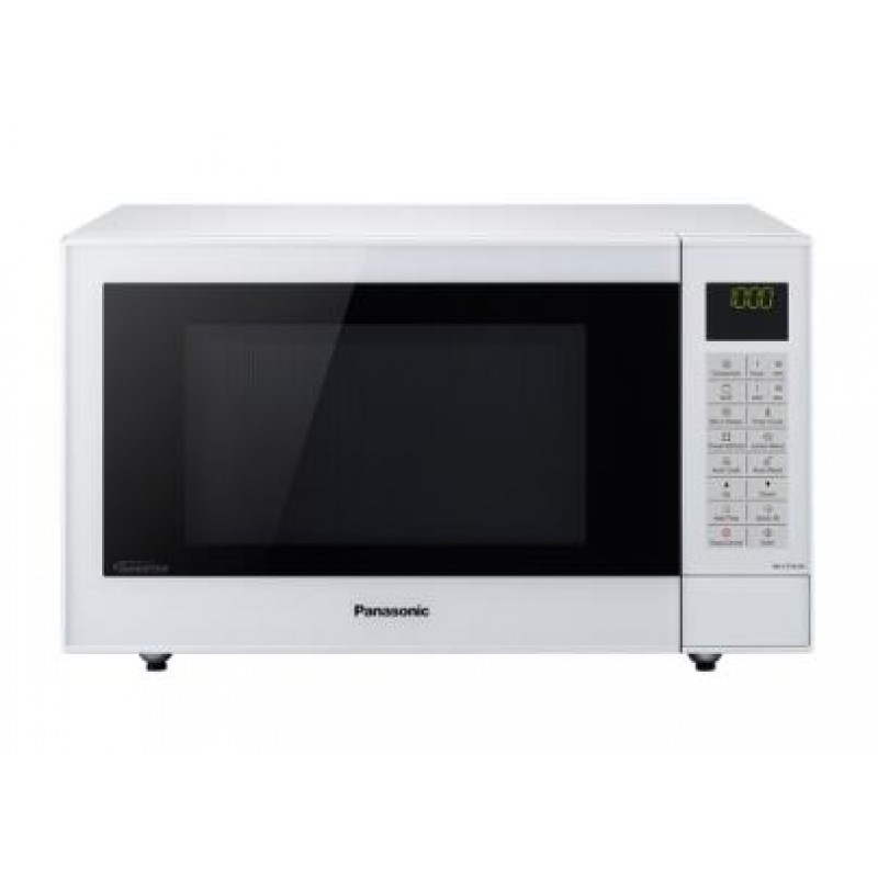 Panasonic Nn Ds596bqpq Combination Steam Microwave Oven 1000w: Panasonic NN-CT54JWBPQ 1000w Combination Microwave White