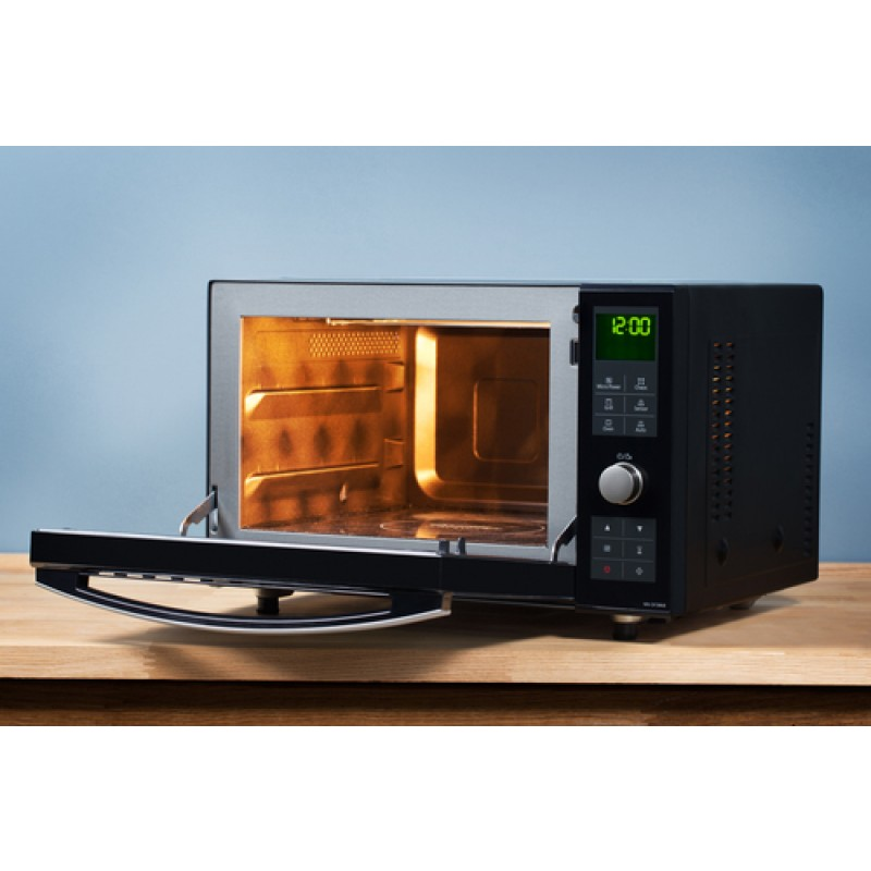 Panasonic Nn Df386b 1000w Flat Bed Combination Oven Preslec