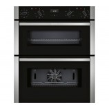 Neff J1ACE2HN0B Electric Built Under Double Oven Stainless