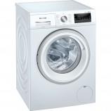 Siemens WM14N202GB 8kg 1400 Spin Washing Machine White