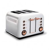 Morphy Richards 242106 4 Slice Rose Gold Toaster