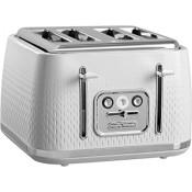Morphy Richards 243012 4 Slice Toaster White