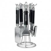 Morphy Richards 46810 Black Gadget Set