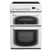 Hotpoint 60HEPS 60cm Electric Cooker