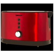 Igenix IG3400 2 Slice Red Toaster