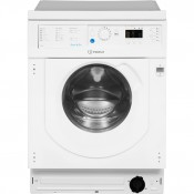 Indesit BIWDIL7125 7kg 1200 Spin Integrated Washer Dryer