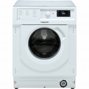 Hotpoint BIWMHG71484 7kg 1400 Spin Integrated Washing Machine