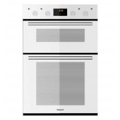 Hotpoint DD2540W Electric Built In Double Oven White