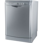 Indesit DFG15B1S 60cm Full Size Dishwasher Silver