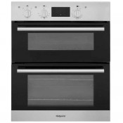 Hotpoint DU2540IX Built Under Double Oven Stainless
