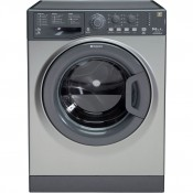 Hotpoint FDL9640G 9kg + 6kg 1400 Spin Washer Dryer Graphite