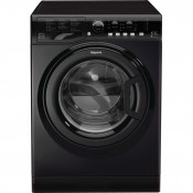 Hotpoint FDL9640K 9kg/6kg 1400 Spin Washer Dryer Black