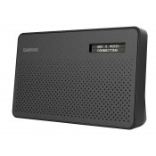 Goodmans Canvas GS1886 Slate Grey DAB Radio