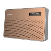 Goodmans Canvas GS1892 Copper DAB Radio