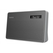 Goodmans Canvas GS1894 Steel DAB Radio