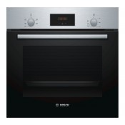 Bosch HHF113BR0B Slot In Single Fan Oven Stainless Steel