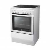 Indesit I6VV2AW 60cm Electric Single Oven Cooker White