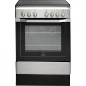 Indesit I6VV2AX 60cm Electric Single Oven & Grill Silver