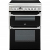 Indesit ID60C2X 60cm Electric Cooker Stainless Steel