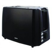 Igenix IG3012 2 Slice Toaster Black