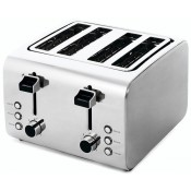 Igenix IG3204 Stainless 4 Slice Toaster