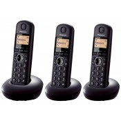 Panasonic KXTGB213 Trio Pack Cordless Phones