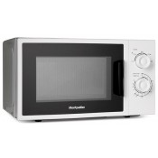 Montpellier MMW22WS 700w Manual Microwave Stainless Interior