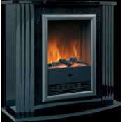 Dimplex MZT20BLE Mozart Electric Fire Suite Black
