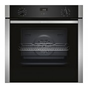 Neff B3ACE4HN0B Electric Slide & Hide Single Oven Stainless