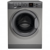 Hotpoint NSWF743UGG 7kg 1400 Spin Washing Machine Graphite