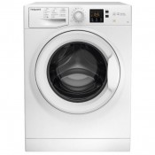 Hotpoint NSWF743UW 7kg 1400 Spin Washing Machine White