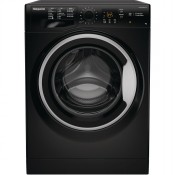 Hotpoint NSWF943CBS 9kg 1400 Spin Washing Machine Black