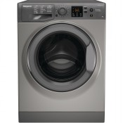 Hotpoint  NSWF943CGG 9kg 1400 Spin Washing Machine Graphite