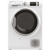 Hotpoint NTM1182XB 8kg Heat Pump Dryer White