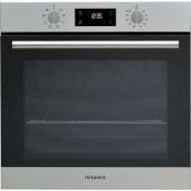 Hotpoint SA2540HIX Built In Single Oven Stainless Steel