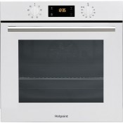 Hotpoint SA2540HWL Built In Single Fan Oven White
