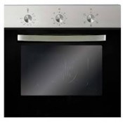 Montpellier SBFO59X Slot In Fan Oven Slim Depth Stainless Steel