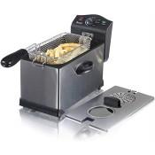 Swan SD6040N 3 Litre Deep Fat Fryer Stainless Steel
