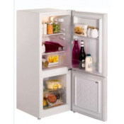 Teknix SF114 48cm Fridge Freezer White