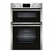 Neff U1CHC0AN0B Electric Built In Double Oven stainless Steel