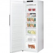 Hotpoint UH8F1CW 60cm Over Counter Frost Free Freezer White