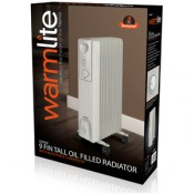 Warmlite WL43004Y 2000w Oil Filled Radiator