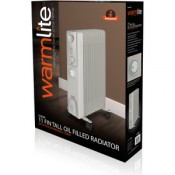 Warmlite WL43005Y 2500w Oil Radiator