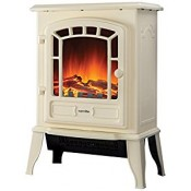 Warmlite WL46016C Electric 2000w Stove Cream