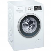 Siemens WM14N201GB 8kg 1400 Spin Washing Machine White