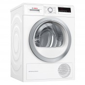 Bosch WTM85230GB 8 kg Heat Pump Dryer White