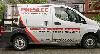 The Preslec Van!